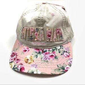 Robin Ruth Riviera Maya Floral Baseball Cap